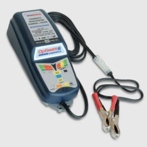 Mantenitore e Carica Batterie Optimate 6 cod.450166